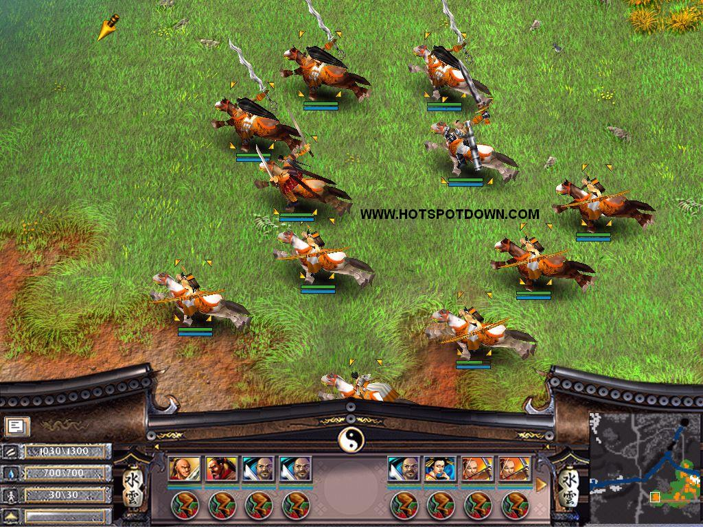 Battle Realms (414 MB) Full Version PC Game