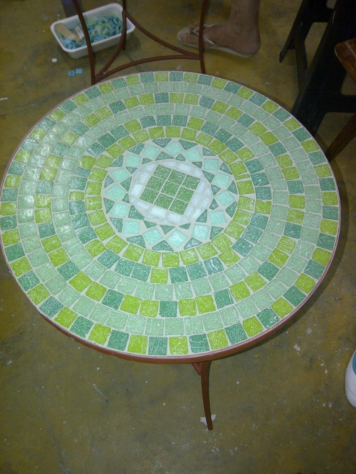 gwendydecoraci n mosaiquismo taller de mesas On diseno de mosaicos en ceramica