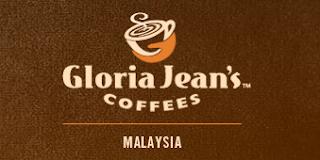 Jawatan Kosong Di Gloria Jean's Coffees Menara 238, Kuala Lumpur - 31 Januari 2013