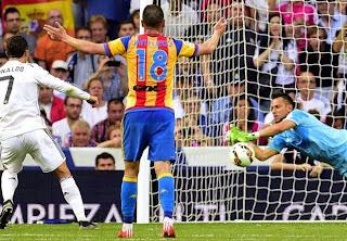 Madrid diliputi nasib sial