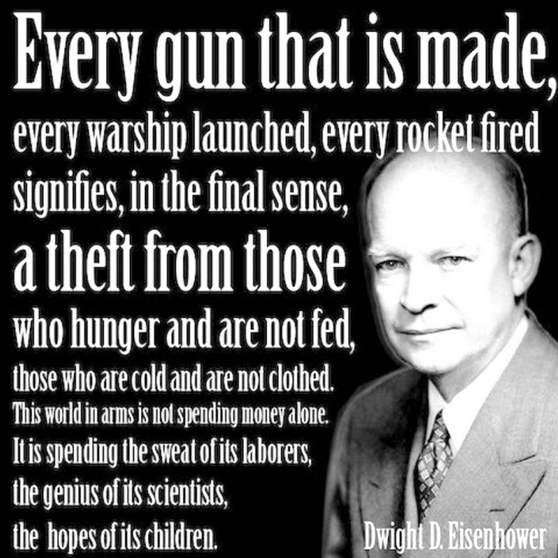 Dwight Eisenhower quotes
