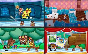Paper Mario roms n64