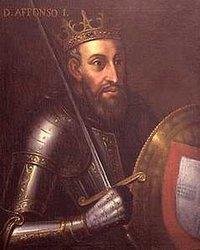 Alphonse Ier Henriques de Portugal connu comme le Conquérant.png