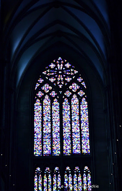 Inside the Kölner Dom