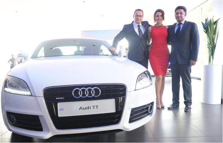 Audi India Opens Showroom In Nagpur Audi Nagpur The