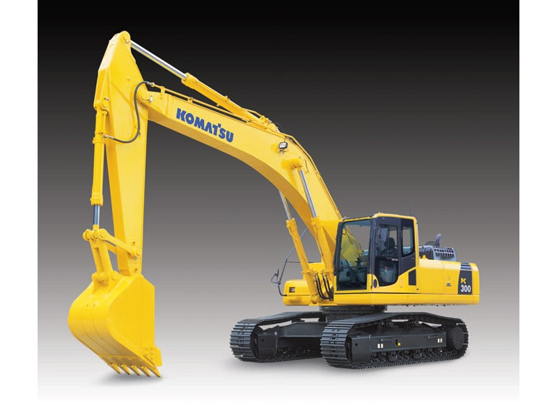 Komatsu Excavators PC300-8