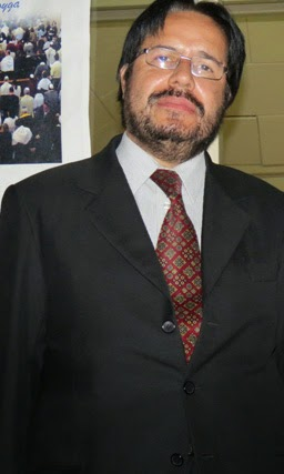 Mensaje Pedro Ruiz, presidente Consejo Regional del Biobío