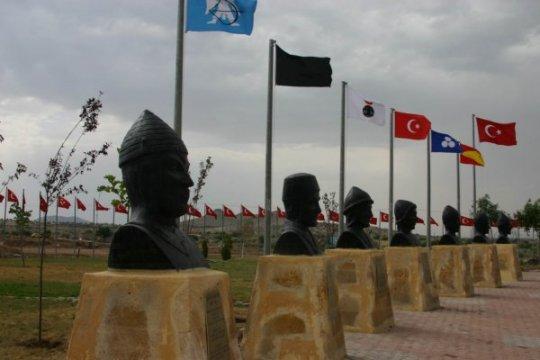Nevşehir Şehitler Parkı