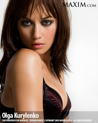 Olga Kurylenko Hot Photos