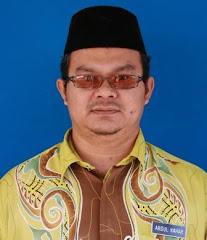 Ustaz Abdul Kahar B.Awang Seman