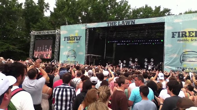 AXS TV Firefly Artists and Hosts for Music Festival broadcast