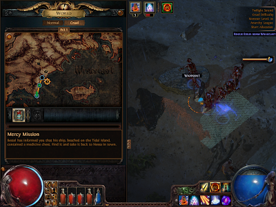 Path of Exile - Cruel World