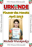 Finower des Monats April