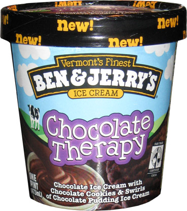 On Second Scoop: Ice Cream Reviews: Ben & Jerry's Chocolate ...