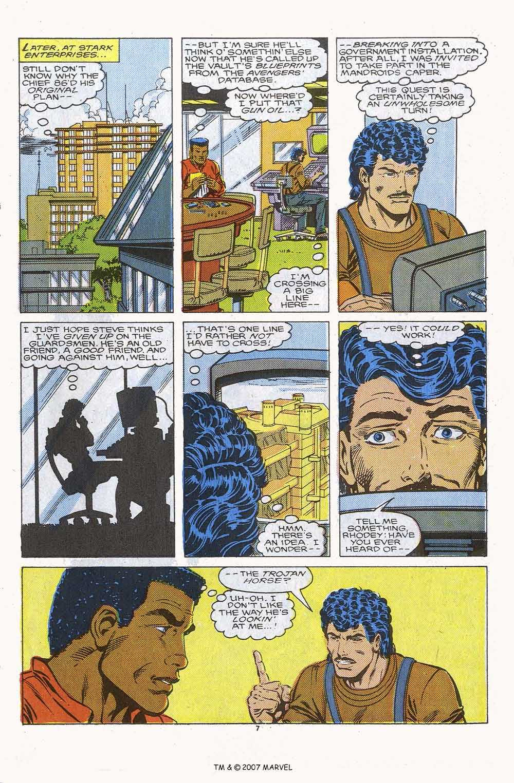 Captain America (1968) Issue #339b #269 - English 11
