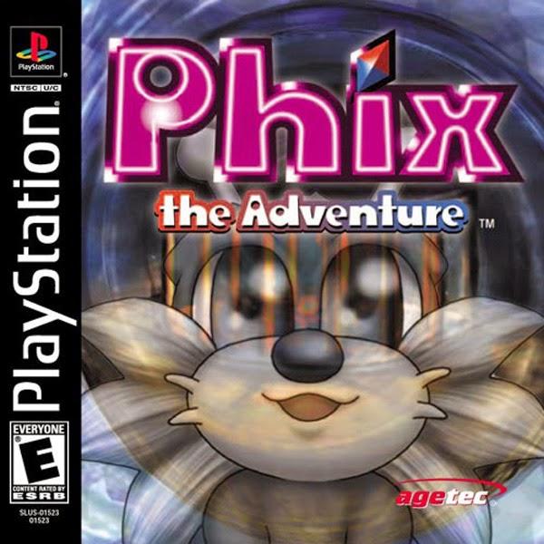 Phix The Adventure | El-Mifka