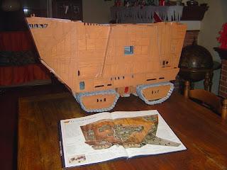 char des sable