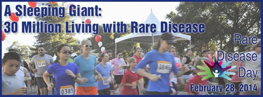 A Sleeping Giant: 30 Million Living with Rare Disease. Rare Disease Day - February 28, 2014