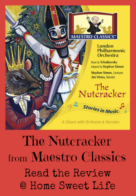 The Nutcracker, Maestro Classics, Music CD