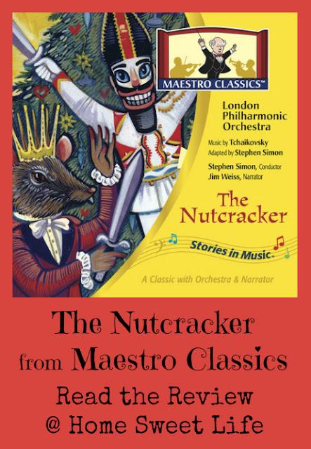 The Nutcracker, Maestro Classics, Music CD