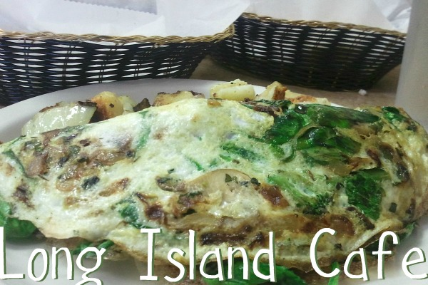 long island cafe sunrise florida veggie omelette