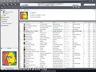 Software Untuk Menata Dan Memutar File Audio Musik