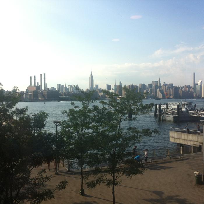 NYC Skyline & East River