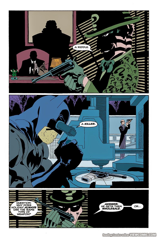 Batman – The Long Halloween 007 (1998) …… | View Comic