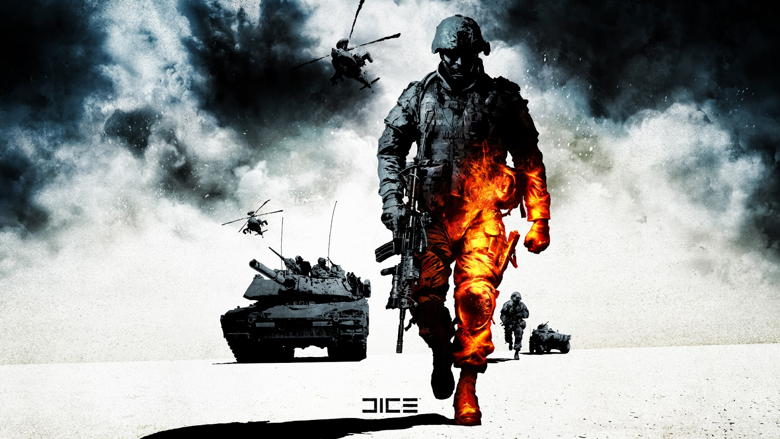 Battlefield 3 natura 3