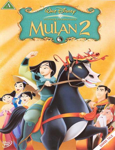 Ver Mulan 2 [DvdRip] [Latino] Online