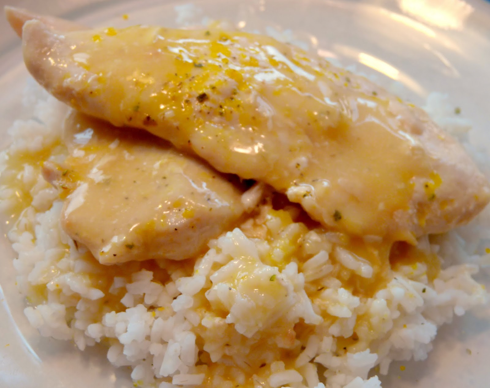 What's for Dinner?: Crockpot Lemon Herb Chicken