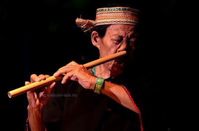 Rainforest Festival Sarawak Malaysia