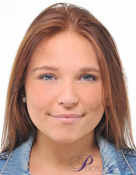 Frisuren fur passbilder
