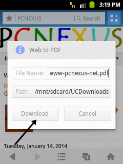 how to delete pages from pdf android
