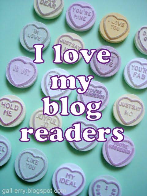 Mera fritt blogcandy