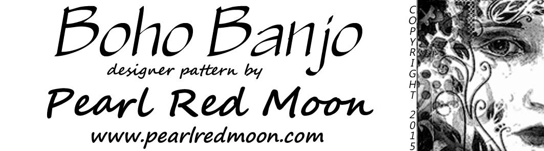 Boho Banjo pattern shop