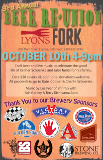 Lyons Fork Beer Reunion