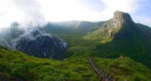 Wisata Alam Gunung Kelud, Kediri
