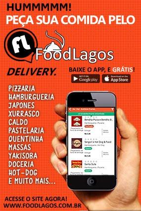 Food Lagos em Cabo Frio