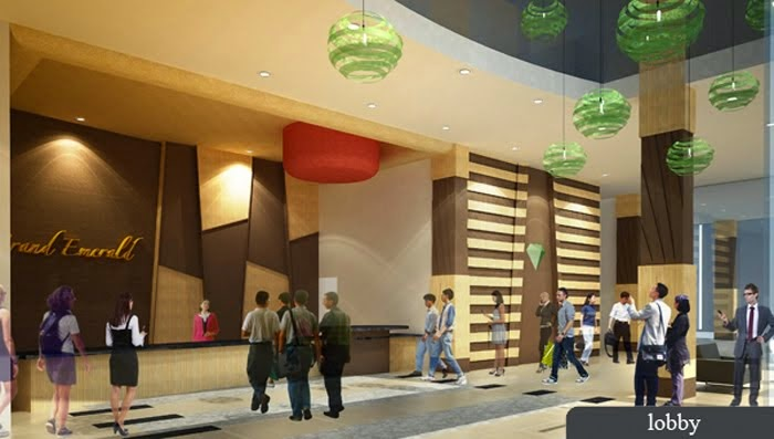 Batu Emerald Lobby