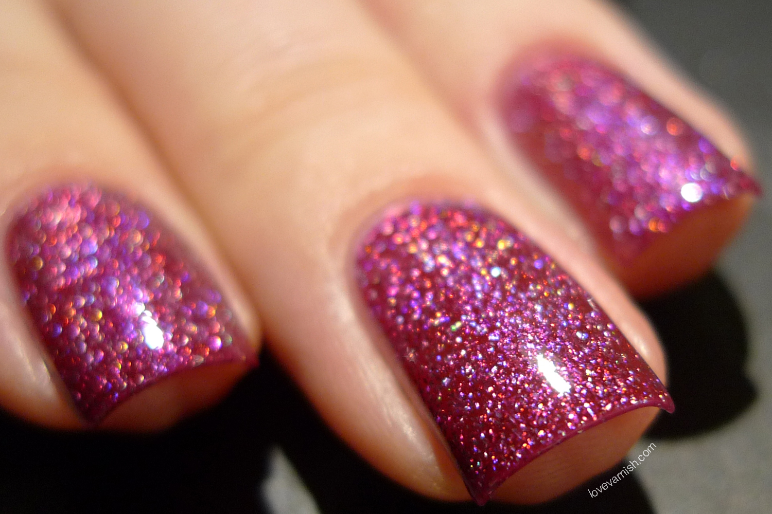 Dance Legend Wow Prism Behind The Scenes raspberry chunky holo