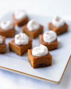 Pumpkin Pie Bites #pumpkindessert