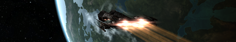Frigates in EVE Online