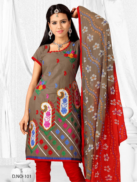 A Wide Collection of Indian Designer Dresses and Suits