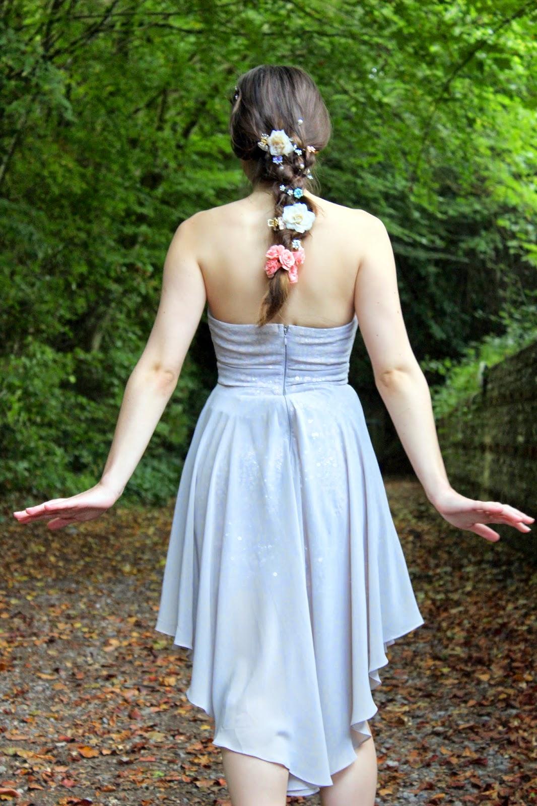 Rapunzel tangled fancy dress