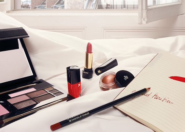 Lancome Fall 2015 Color Collection: Parisian Inspiration by Caroline de Maigret