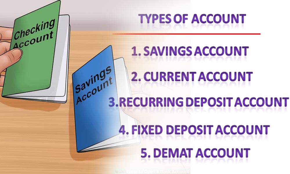 type of bank account All the various different bank accounts demystified with our ultimate guide to explaining the types of bank accounts.