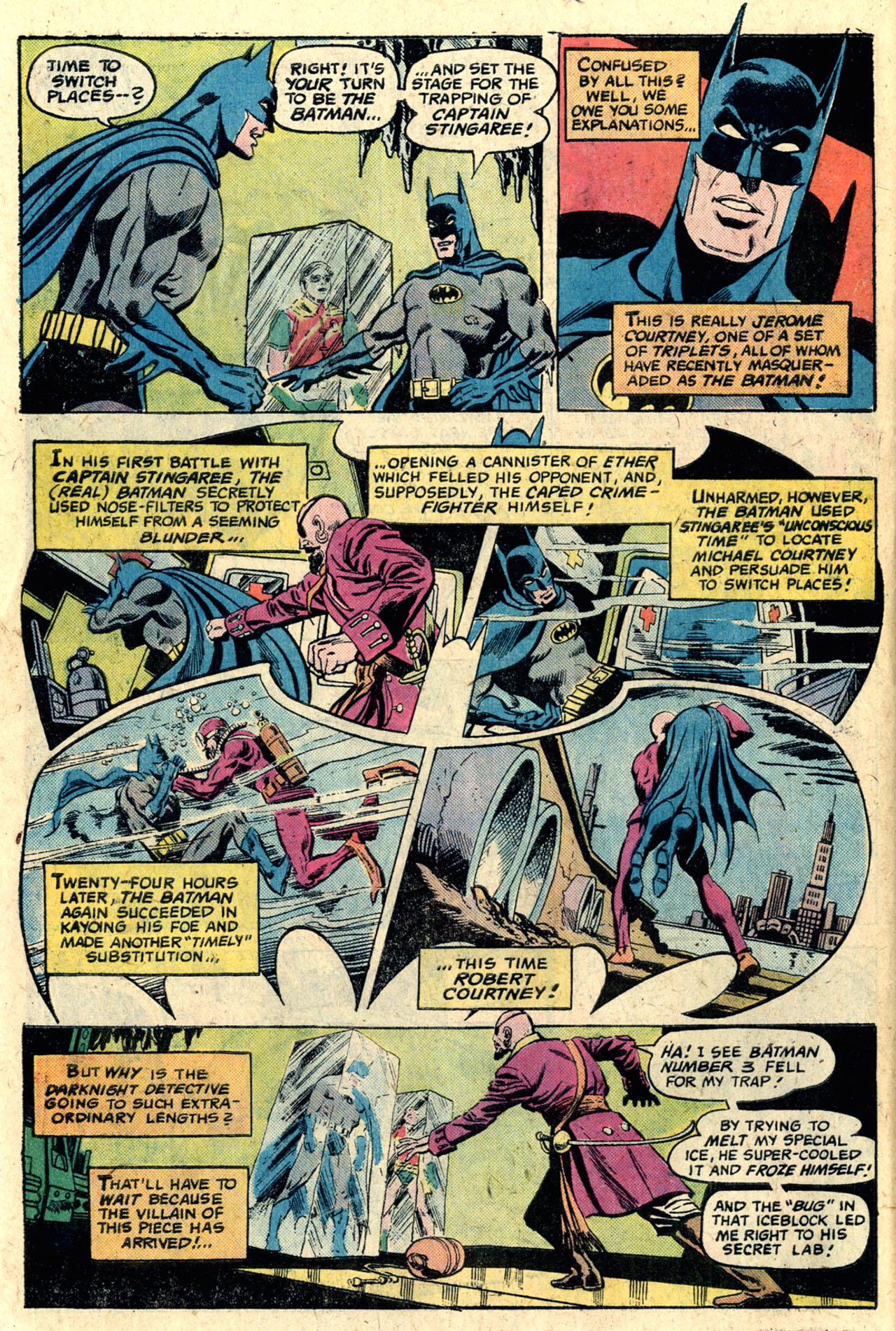 Detective Comics (1937) Issue #462 Page 10
