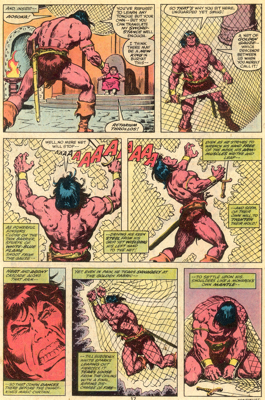 Conan the Barbarian (1970) Issue #111 #123 - English 12