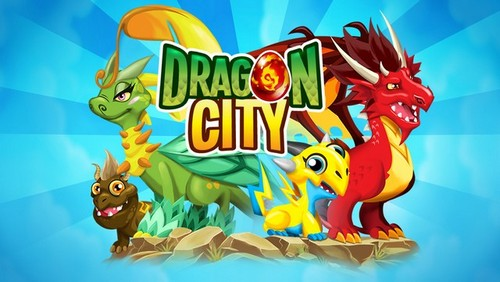dragon city game for android